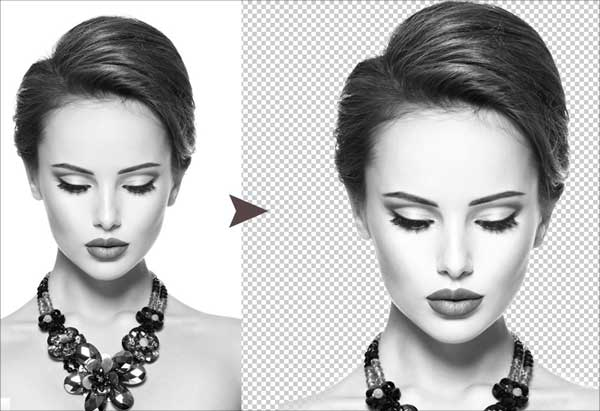 Background Remover Paper Photoshop Actions