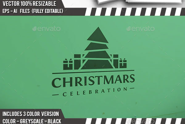Download Merry Christmas Logo