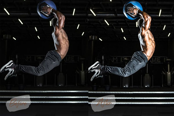 Legendary Fitness Pro Photoshop Actions