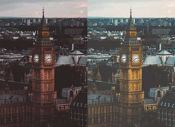 Light Photoshop Actions