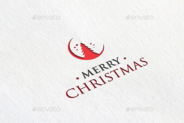 Merry Christmas Logo Templates