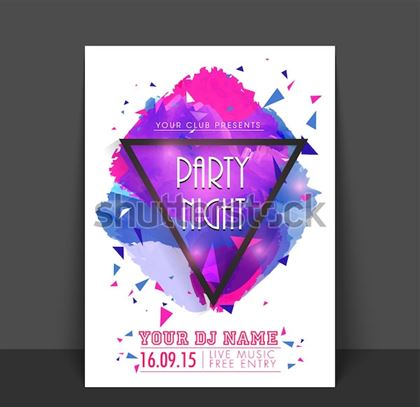 Party Night Flyer