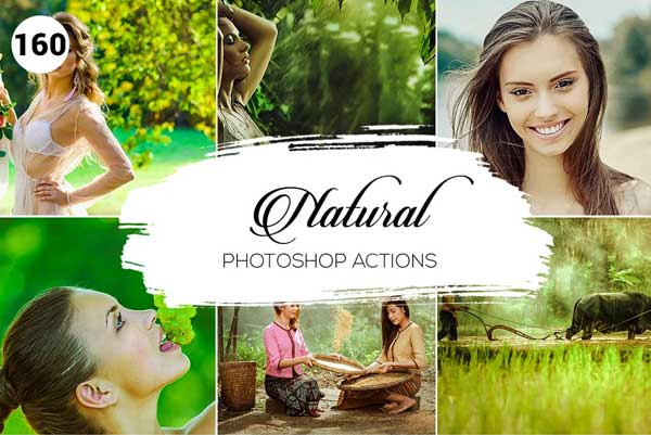Perfect Natural Photoshop Actions