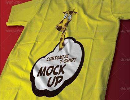 50 T Shirt Mockups Design Free Photoshop Downloads