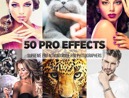 Photoshop Supreme Effects