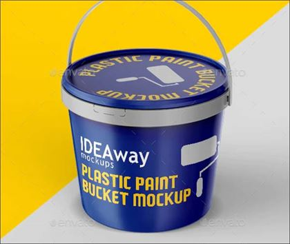 20 Paint Can Mockups Photoshop Free Amp Premium Format