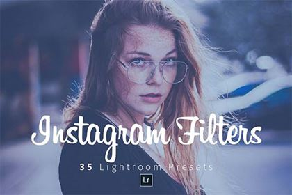 Print Instagram Filters Lightroom Presets