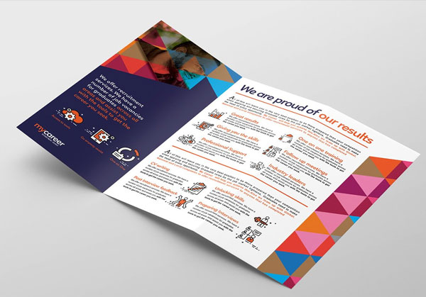 Recruitment Agency Brochure Templates Pack