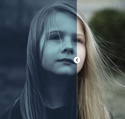 Sample Dark Photoshop Actions