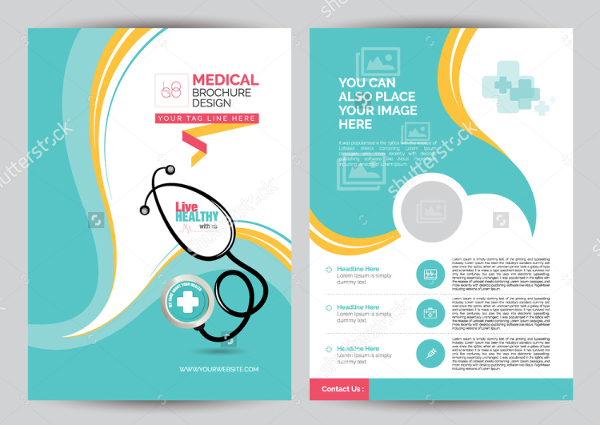 Medical Brochure Templates  Free  Premium Download