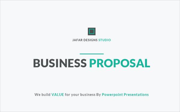 23 Proposal Templates Free Premium Psd Ai Illustrator Downloads