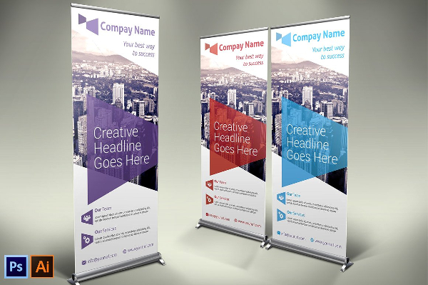 22  business advertising banner