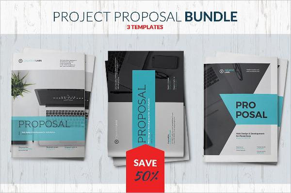 23 Proposal Templates Free Premium Download