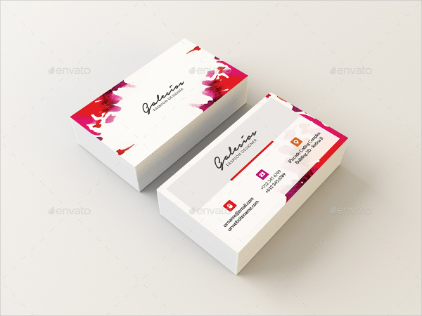 23 fashion business card free premium psd illustrator downloads best fashion business card template flashek Images