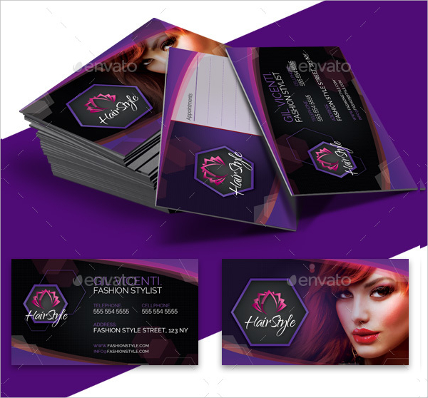 23 Fashion Business Card Free Premium Download