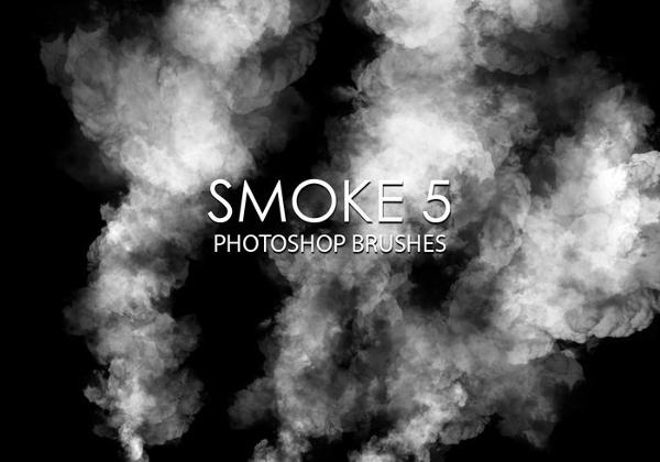 Free Download Smoke Brush Photoshop