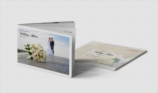 Landscape Wedding Album Designs