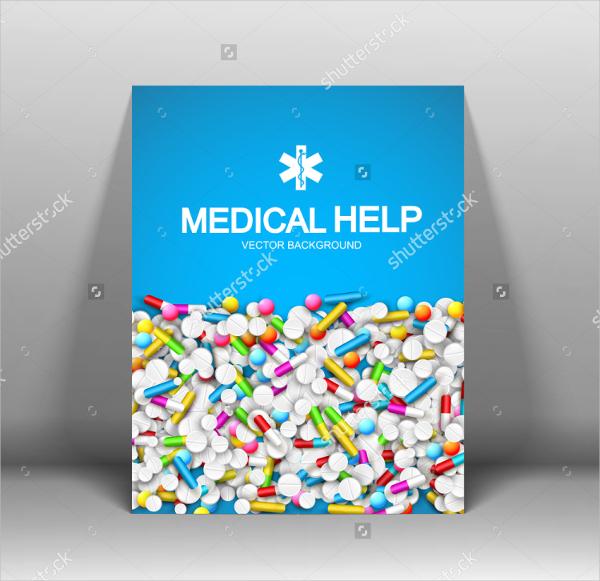 Vector Health Care Brochure Template