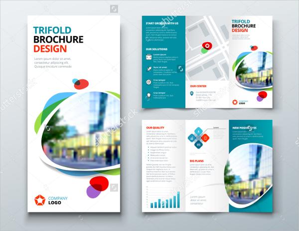 Medical Vector Brochure Template