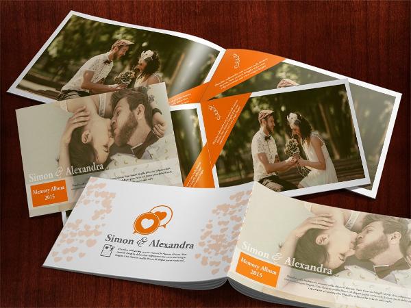 Powerpoint Wedding Album Designs