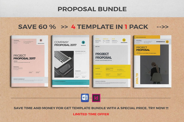 23 proposal templates free premium download creative proposal templates bundle saigontimesfo