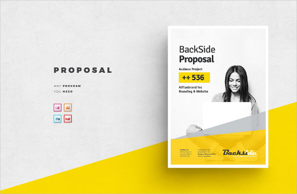 Modern Proposal Template