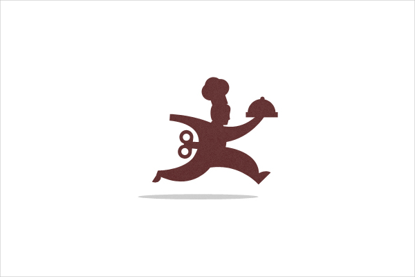 Brilliant Restaurant Illustration Logo