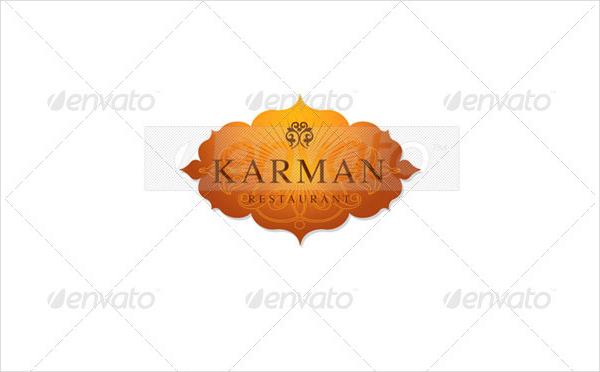 An Excellent Logo Template for Restaurant