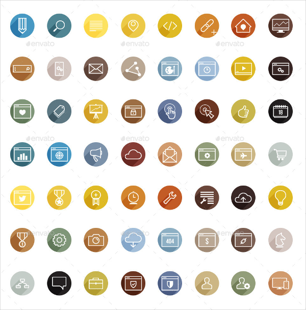 SEO Ultimate Icons Pack