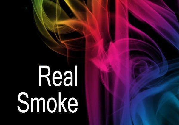 Real Smoke Brush Photoshop Free