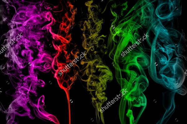 Smoke Texture Brushes