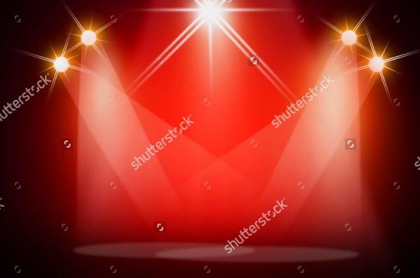 Spotlight Celebrate Backgrounds Design