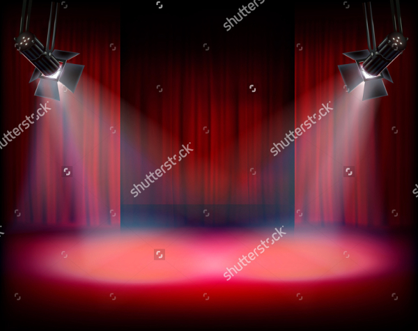 Best Spotlight Auditorium Backgrounds