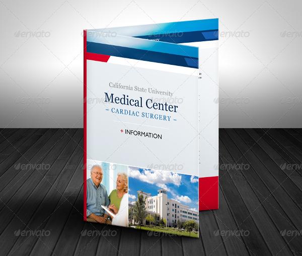 Universal Medical Center Brochure Template