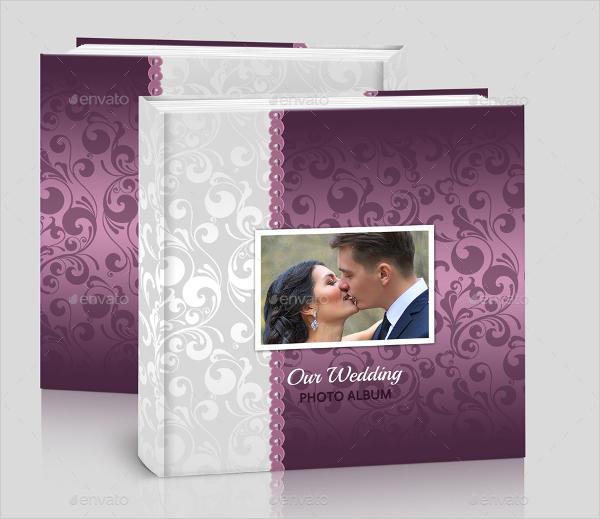 New Wedding Photo Album Design