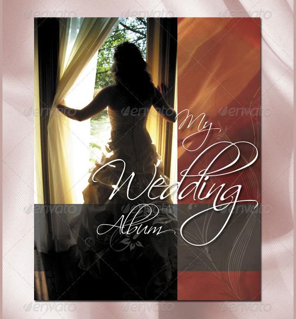 Classic Wedding Album Pack Design