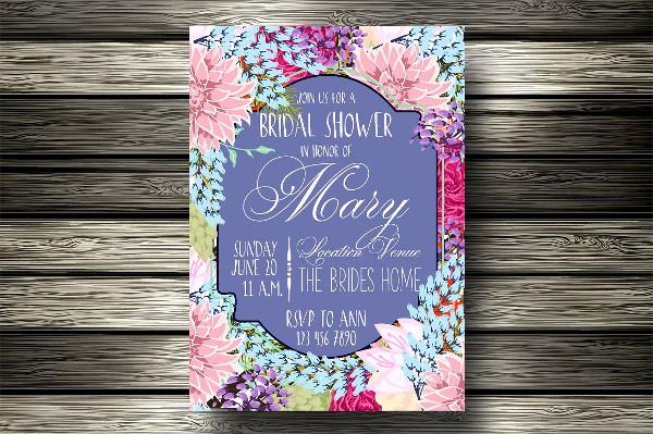 Wedding Customizable Design Invitations