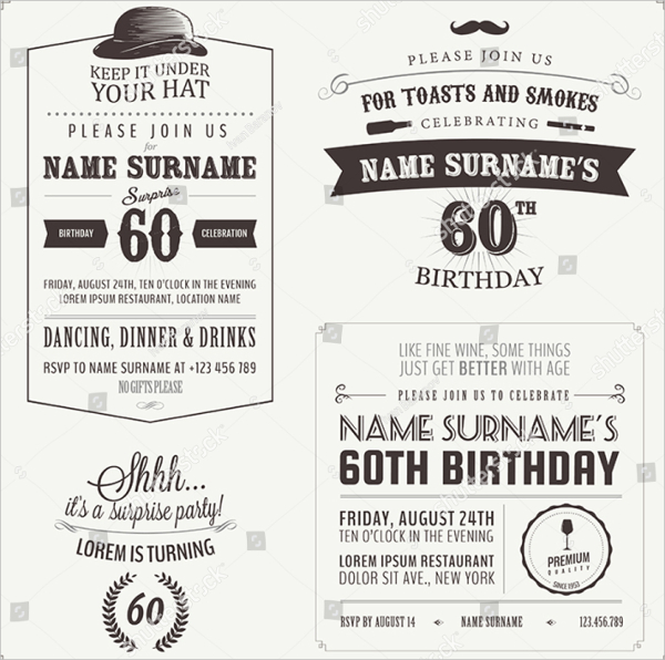 22 birthday invitation templates free premium psd vector downloads vintage birthday invitation template filmwisefo