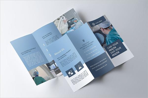 pharmacy brochure template free - 23 clinic brochure free premium psd png vector ai