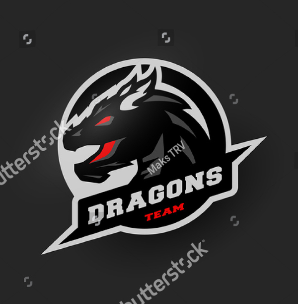 25 dragon logo free premium psd vector eps format downloads