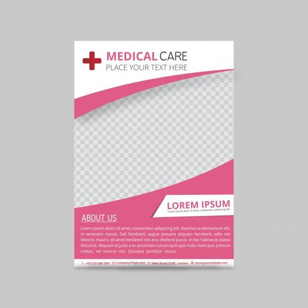 Health Care Brochure Template: 23+ Clinic Brochure Templates
