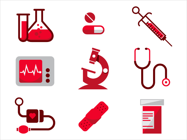 Awesome Medical Icon Pack