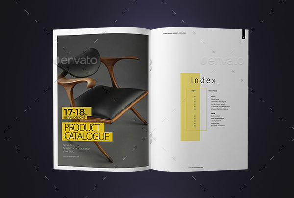 Product Brochure Templates Free Premium Download - Product brochure templates