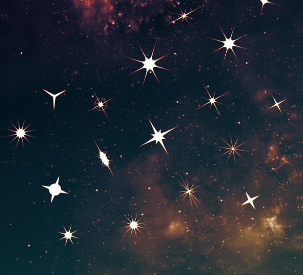 Night Mode Star PSD Brushes Template
