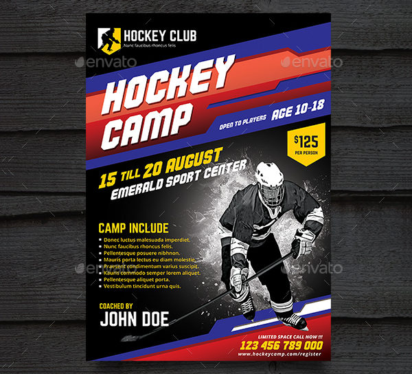 19 youth camp flyer free premium psd vector png jpg downloads youth hockey camp flyer template maxwellsz