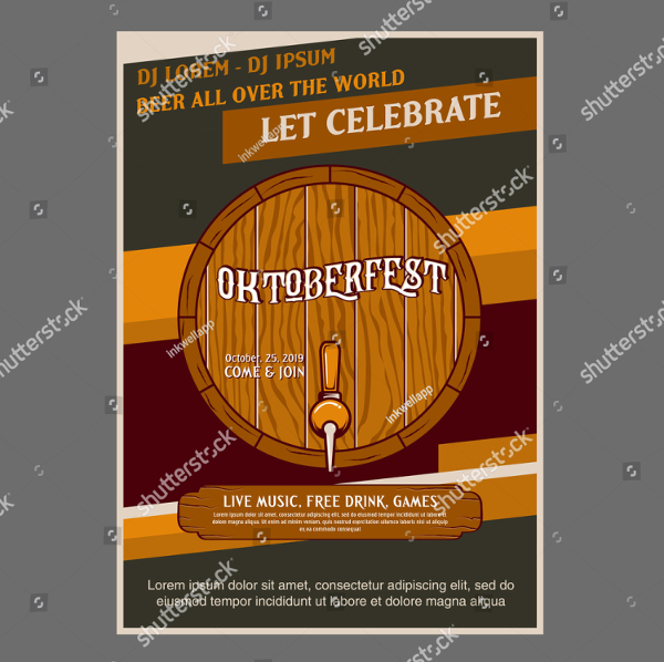 Beer Fest Poster and Flyer Template