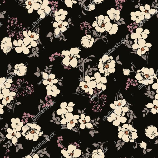 Botanical Flower Patterns