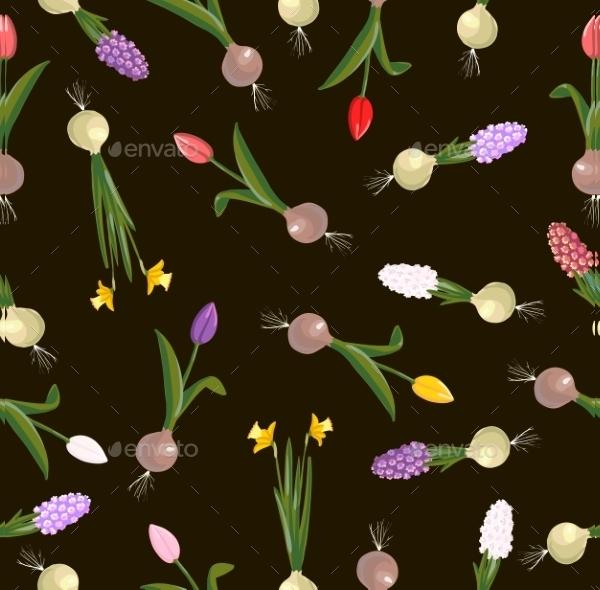 Attract Flower Patterns