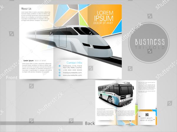 20 Metro Brochure Templates Photoshop Illustrator Png Vector Formats