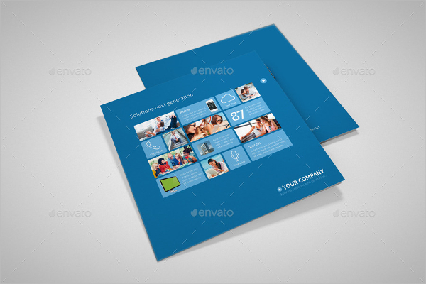 Metro Brochure Templates Free Premium Download - Sales brochure template
